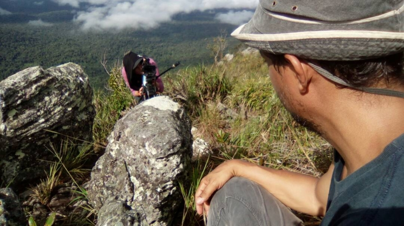 Amanda Perez captures the awe-inspiring wilderness in the Gran Sabana for A Family of Stories