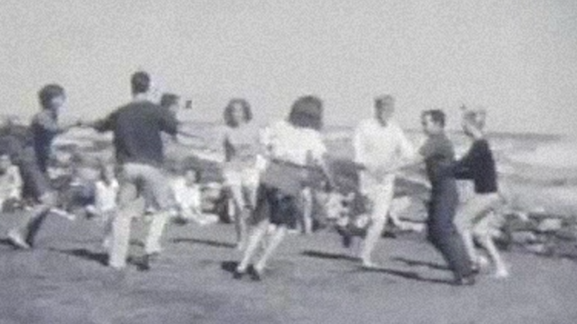 Miguel Hidalgo's sole surviving Super 8 footage in A Family of Stories